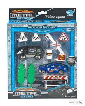 """Игровой набор """"Полиция"""" (арт. И-4661) — фото, картинка"""