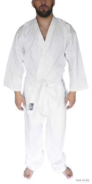 Кимоно для карате отбеленное AX1 (р.48-50/170) — фото, картинка