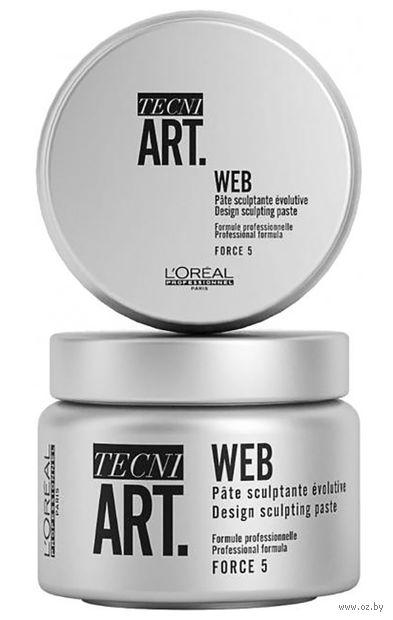 """Паста для укладки волос """"A-Head Web"""" сильной фиксации (150 мл) — фото, картинка"""