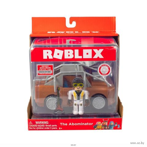 """Игровой набор """"Roblox. Абоминатор"""" — фото, картинка"""