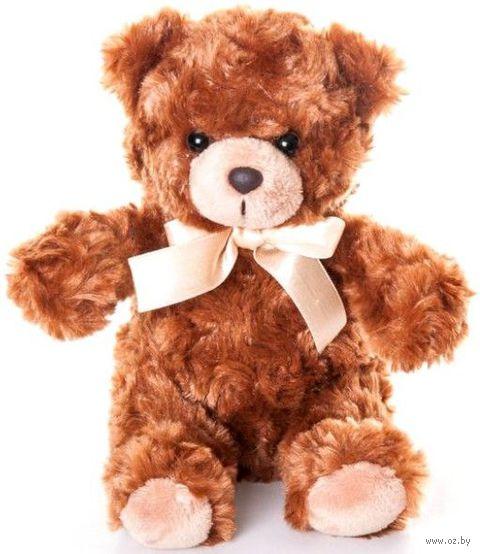 """Мягкая игрушка """"Медведь коричневый"""" (20 см) — фото, картинка"""