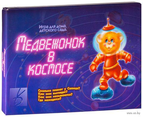 """Игра """"Медвежонок в космосе"""""""