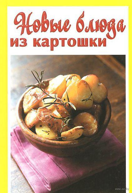 Новые блюда из картошки — фото, картинка