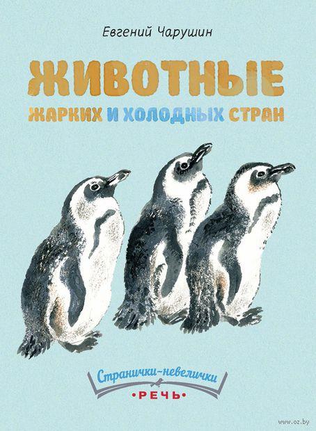 Животные жарких и холодных стран. Евгений Чарушин