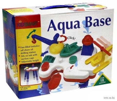 """Набор игрушек для купания на присоске """"Водная база"""" — фото, картинка"""