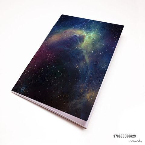 """Блокнот """"Космос"""" (А7; арт. 829) — фото, картинка"""