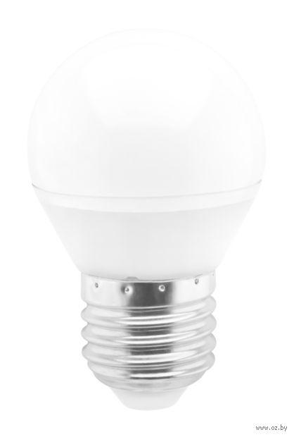 Светодиодная (LED) Лампа Smartbuy-G45-07W/3000/E27
