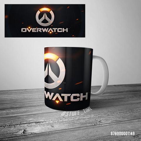 """Кружка """"Overwatch"""" (арт. 1149) — фото, картинка"""