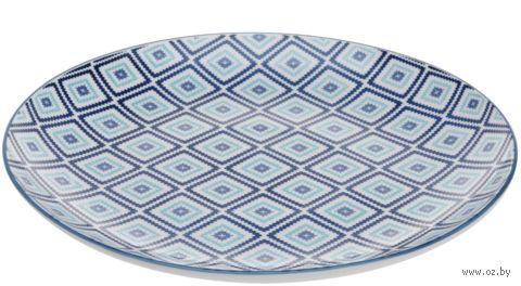 Тарелка керамическая (280 мм; арт. 795801550) — фото, картинка