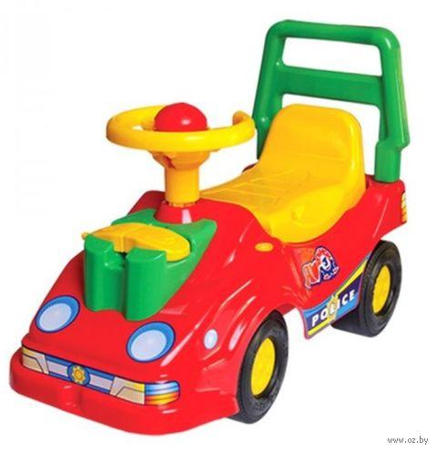 Автомобиль-каталка (арт. Т2490Кр) — фото, картинка