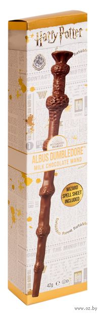 "Шоколад молочный ""Волшебная палочка. Дамблдор"" (42 г) — фото, картинка"