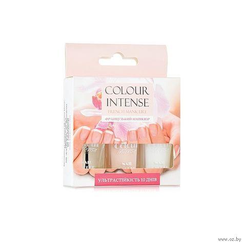 "Набор лаков для ногтей ""French Manicure"" тон: 202 — фото, картинка"