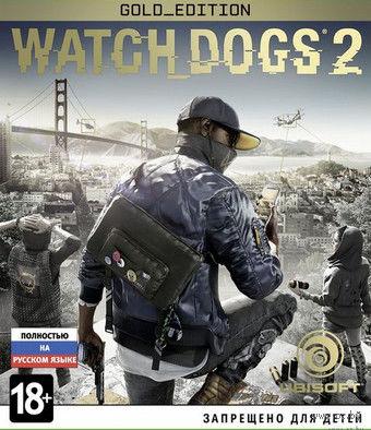 Цифровой ключ Watch_Dogs 2. Gold Edition (PC)