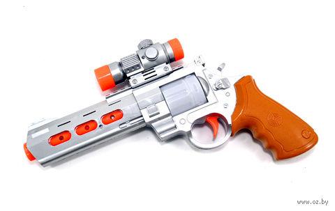 Пистолет (со звуковыми и световыми эффектами; арт. 1212824-JX3266-1) — фото, картинка