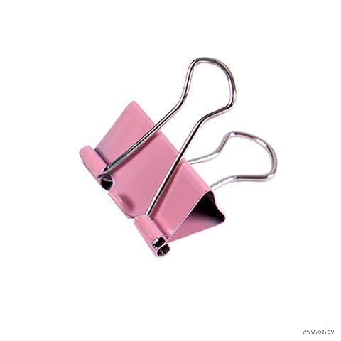 """Зажим для бумаги """"Darvish"""" (25 мм; цветной; арт. DV-1352) — фото, картинка"""