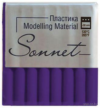 """Глина полимерная """"Sonnet"""" (фиолетовый; 56 г) — фото, картинка"""