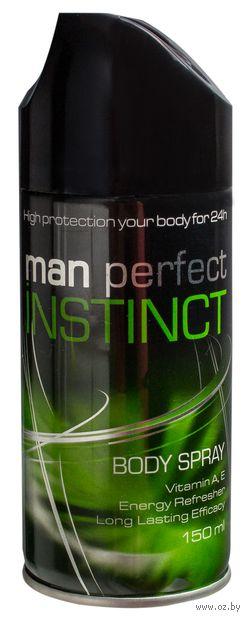 "Дезодорант для мужчин ""Instinct"" (150 мл) — фото, картинка"