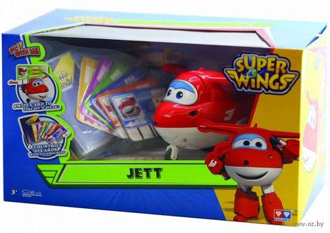 """Интерактивная игрушка """"Джетт"""" (со световыми эффектами) — фото, картинка"""
