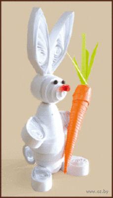 "Набор для квиллинга ""Любитель морковки"""
