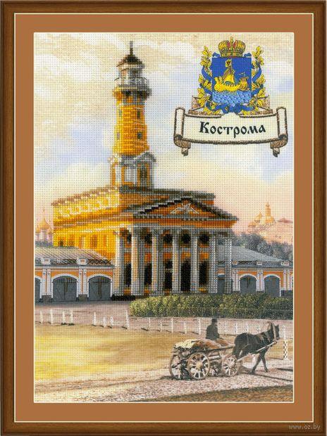 """Вышивка крестом """"Города России. Кострома"""""""