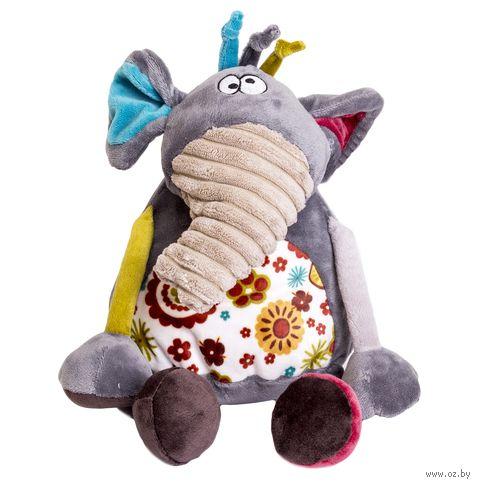 "Мягкая игрушка ""Слоник Робби"" (22 см) — фото, картинка"