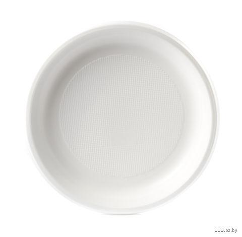 Тарелка одноразовая (10 шт.; 205 мм) — фото, картинка