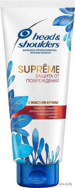 """Бальзам-ополаскиватель для волос """"Supreme. Защита от повреждений"""" (275 мл) — фото, картинка"""