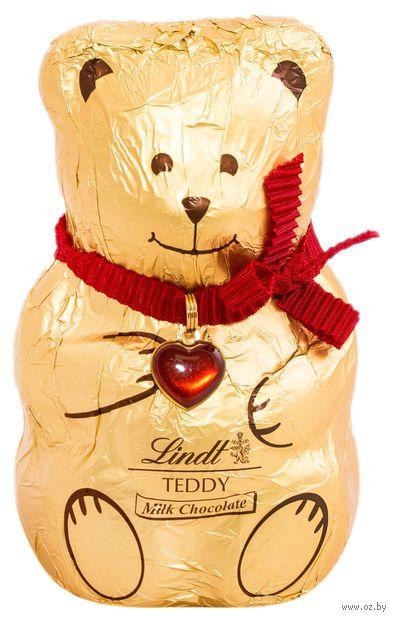 """Шоколад молочный """"Lindt. Мишка"""" (100 г) — фото, картинка"""