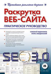 Раскрутка веб-сайта. Практическое руководство по SEO 3.0. Николай Евдокимов, Игорь Лебединский