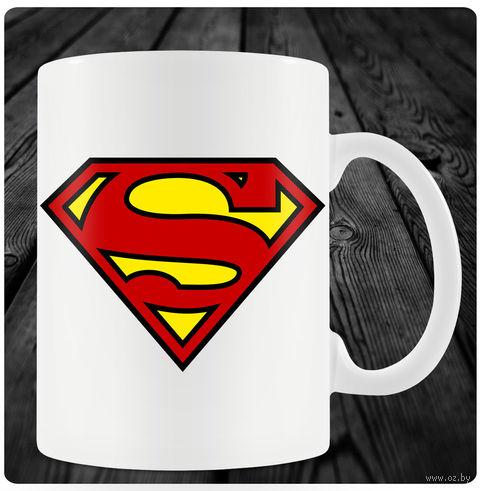 """Кружка """"Супермен"""" (арт. 3) — фото, картинка"""
