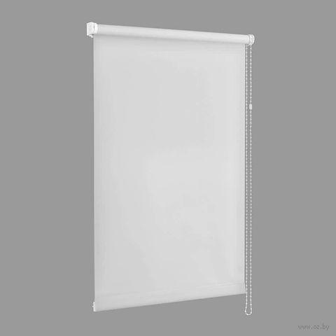 """Штора рулонная """"Сантайм. Уни"""" (34х170 см; белая) — фото, картинка"""