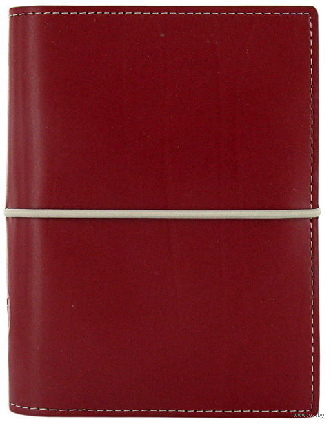 "Органайзер Filofax ""Domino"" (pocket, red)"