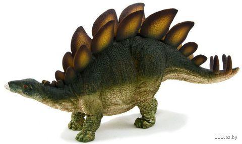"""Фигурка """"Animal Planet: Стегозавр"""" (9 см)"""