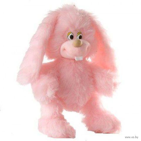 """Мягкая игрушка """"Заяц Лаврик"""" (35 см)"""