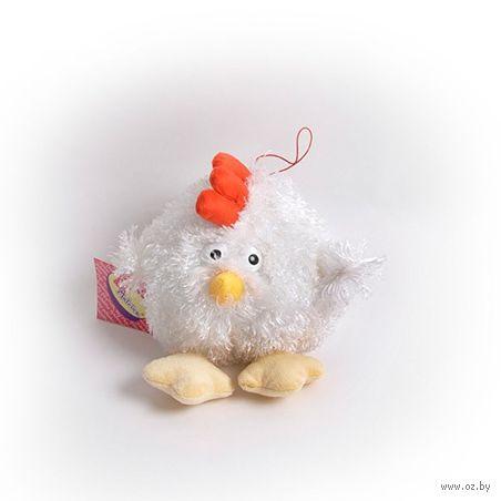 """Мягкая игрушка """"Петушок белый"""" (15 см) — фото, картинка"""