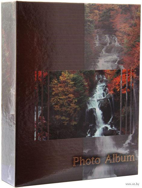 """Фотоальбом """"Waterfalls"""" (200 фотографий; 10х15 см; арт. 46527 AV46200) — фото, картинка"""