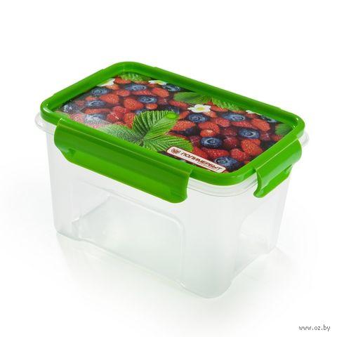 """Контейнер для хранения продуктов """"Ягоды"""" (1,1 л) — фото, картинка"""