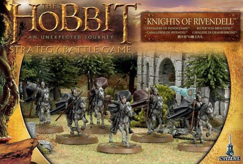 "Набор миниатюр ""LotR/The Hobbit: Knights of Rivendell"" (31-08)"