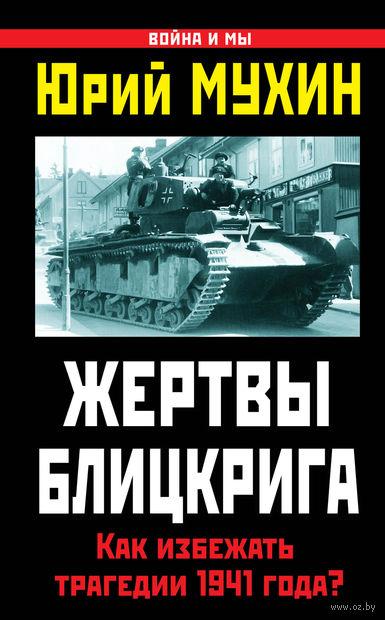 Жертвы Блицкрига. Как избежать трагедии 1941 года?. Юрий Мухин