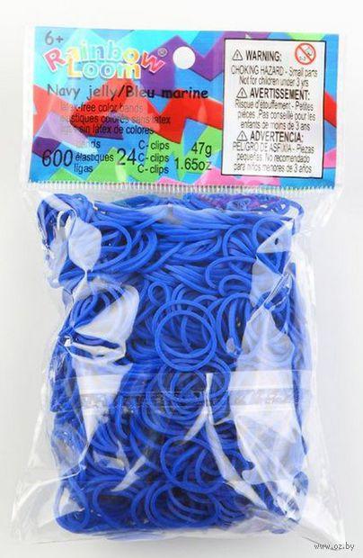 """Набор резиночек для плетения """"Rainbow Loom. Голубые"""""""