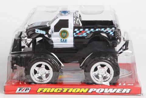 Полицейская машина инерционная (арт. 689-219)