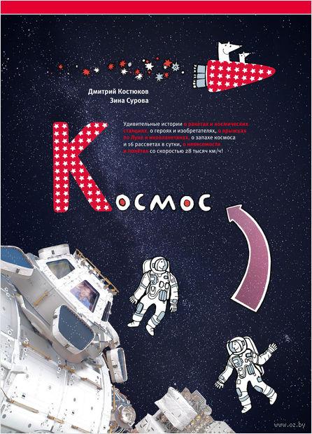 Космос. Дмитрий Костюков, Зина Сурова
