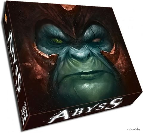 Abyss (красная) — фото, картинка