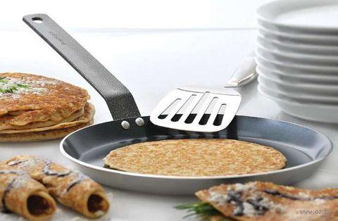 Сковорода-блинница алюминиевая (24 см; арт. 1103884)