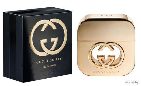 """Туалетная вода для женщин Gucci """"Guilty"""" (30 мл) — фото, картинка"""