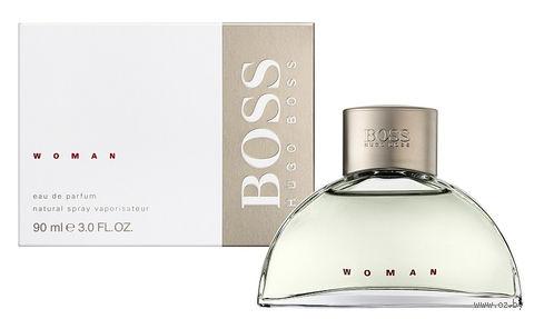 "Парфюмерная вода для женщин Hugo Boss ""Woman"" (90 мл) — фото, картинка"