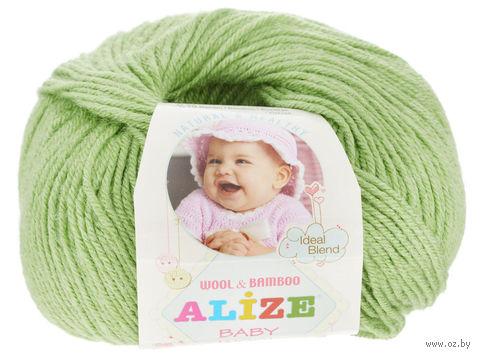 """Пряжа """"ALIZE. Baby Wool №255"""" (50 г; 165 м) — фото, картинка"""