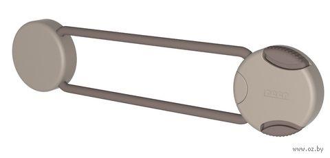 """Блокиратор для шкафов """"DesignLine"""" (коричневый) — фото, картинка"""