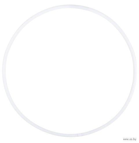 Обруч гимнастический пластиковый AGO-101 (65 см) — фото, картинка