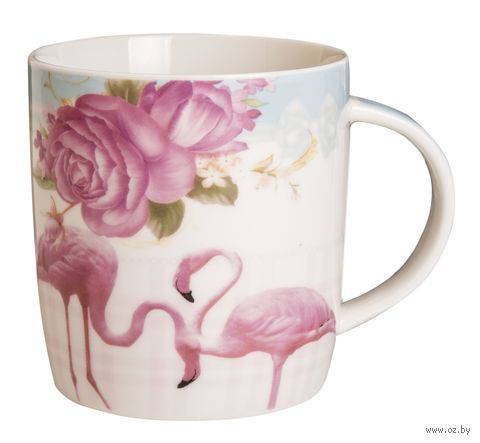"Кружка ""Фламинго"" — фото, картинка"